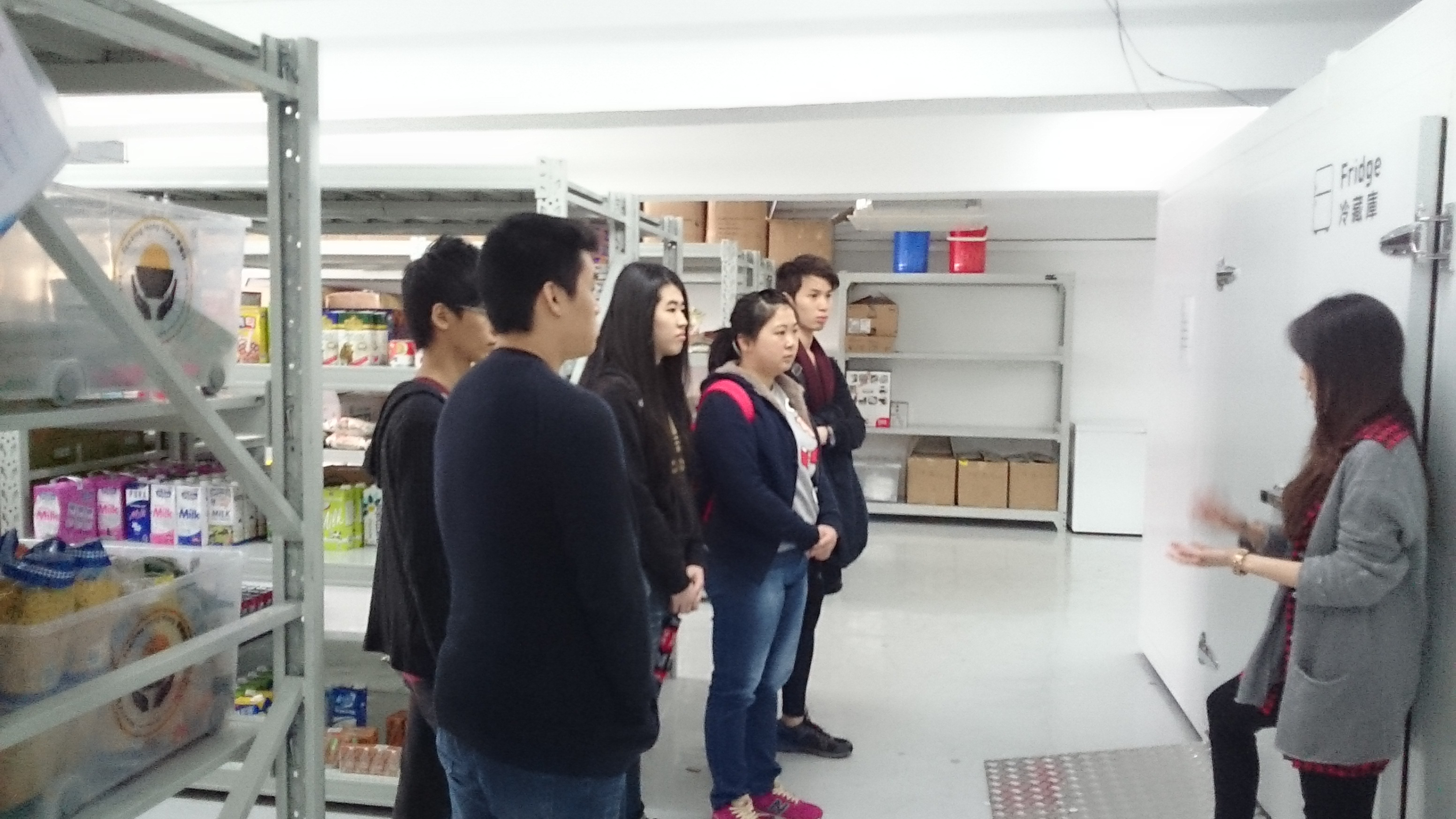 Visit to Feeding Hong Kong in Yau Tong - Photo - 7