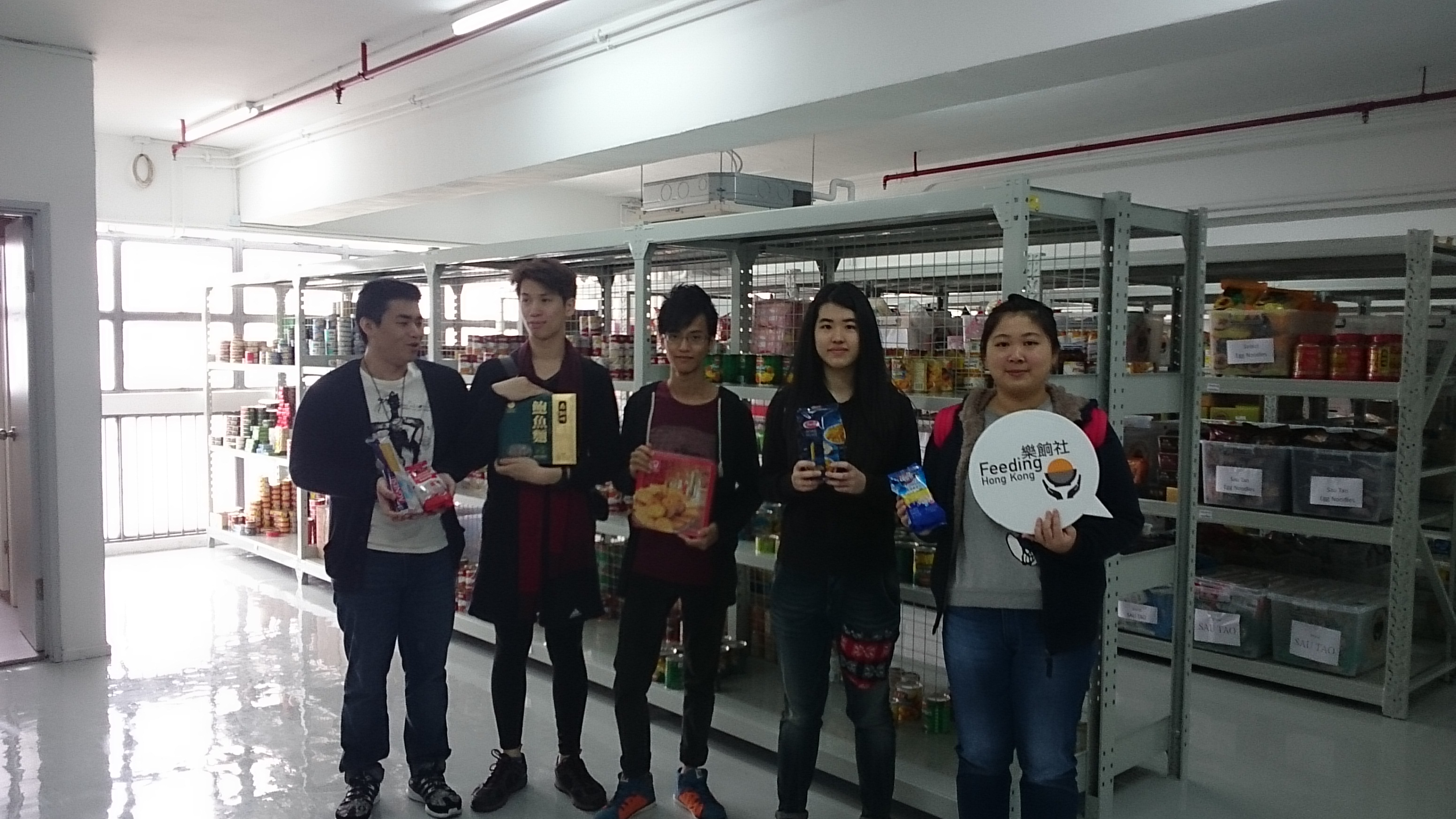 Visit to Feeding Hong Kong in Yau Tong - Photo - 9