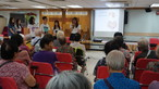 Outreach project – Organizing nutrition talk in community center - Photo - 25
