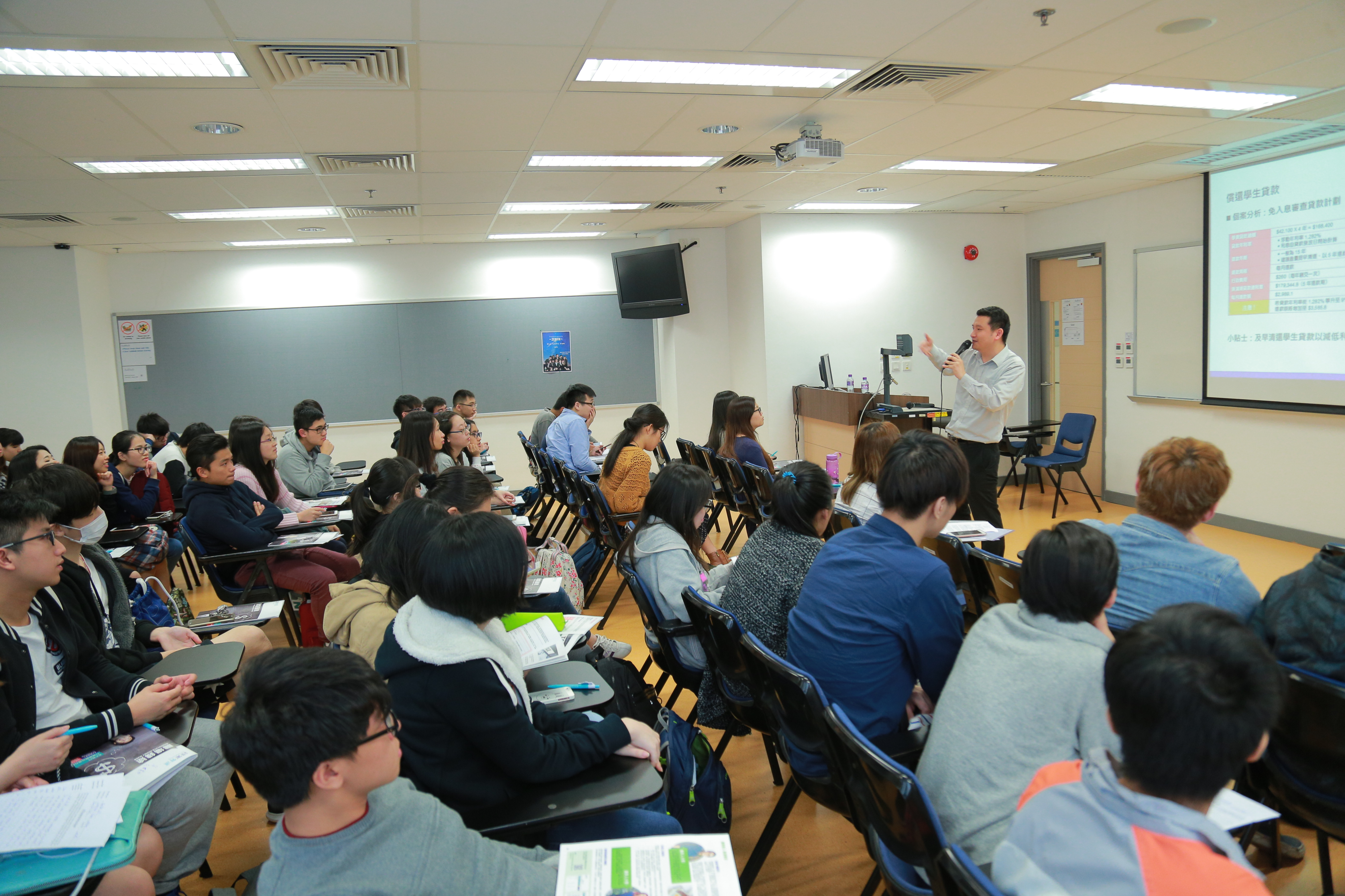 Business Career Talk and Workplace Money Workshop - Photo - 5