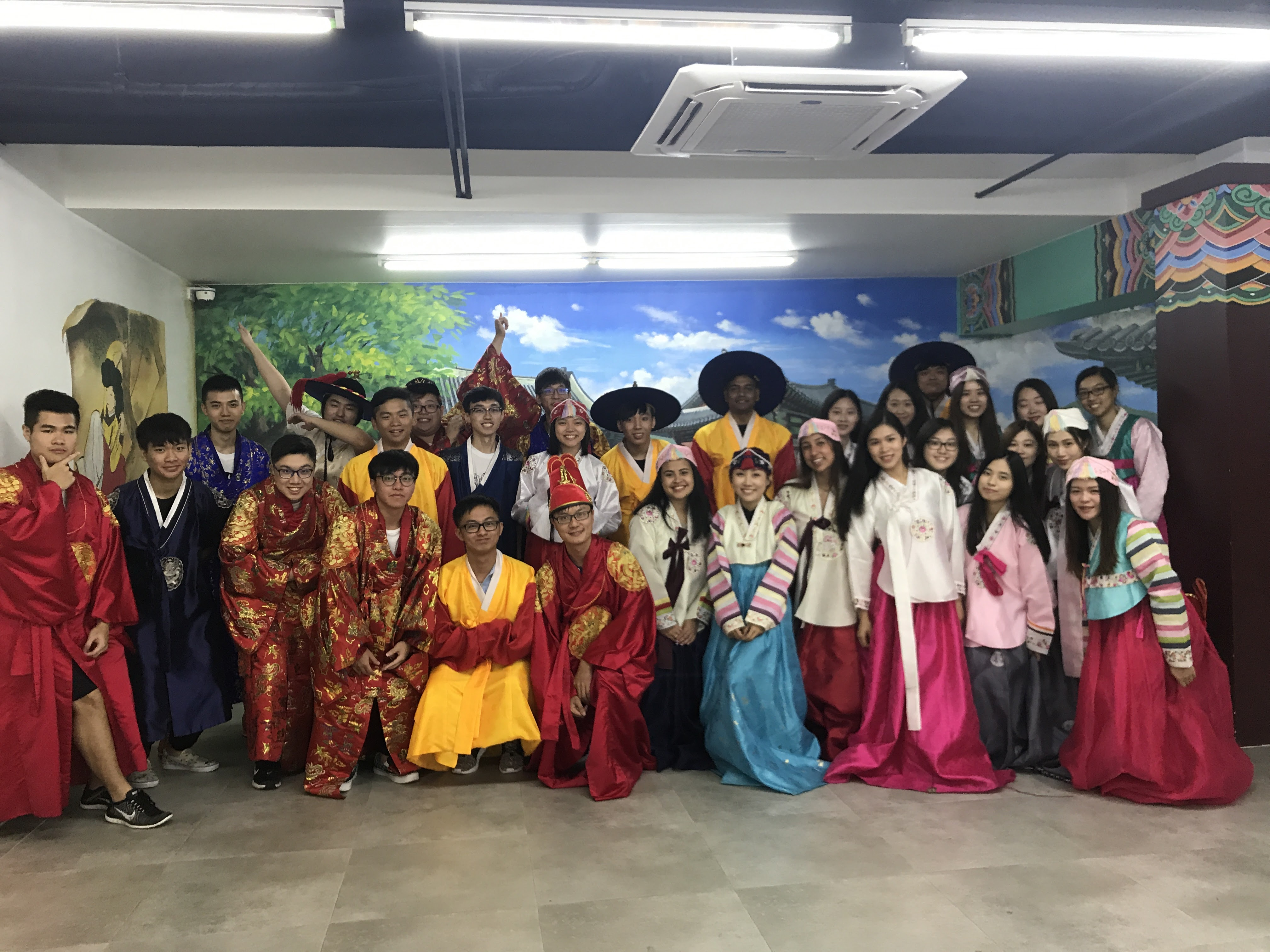 5-day Korea Business and Cultural Study Tour 2017 - Photo - 15