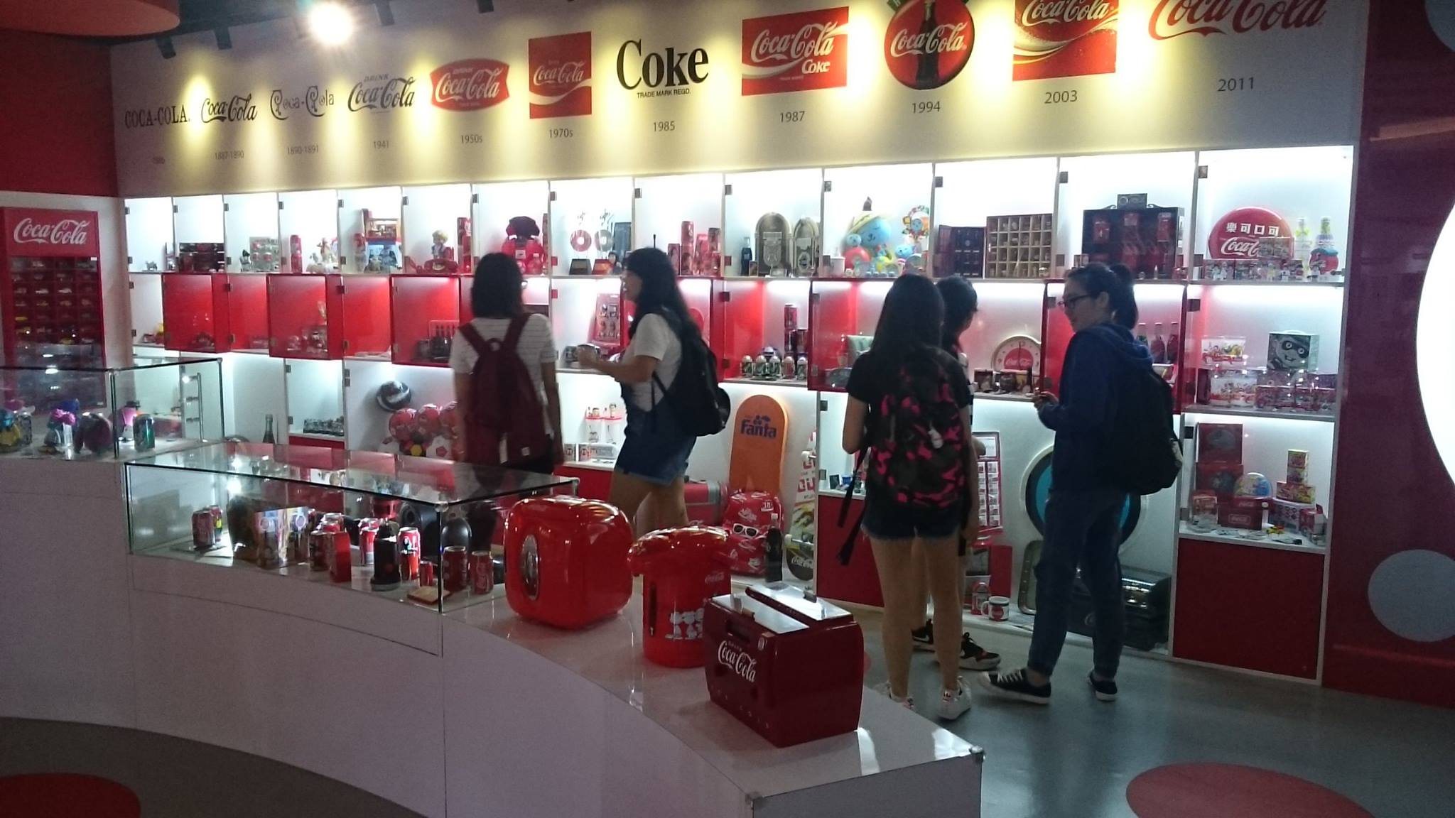 Visit to Swire Coca Cola HK 2017 - Photo - 7