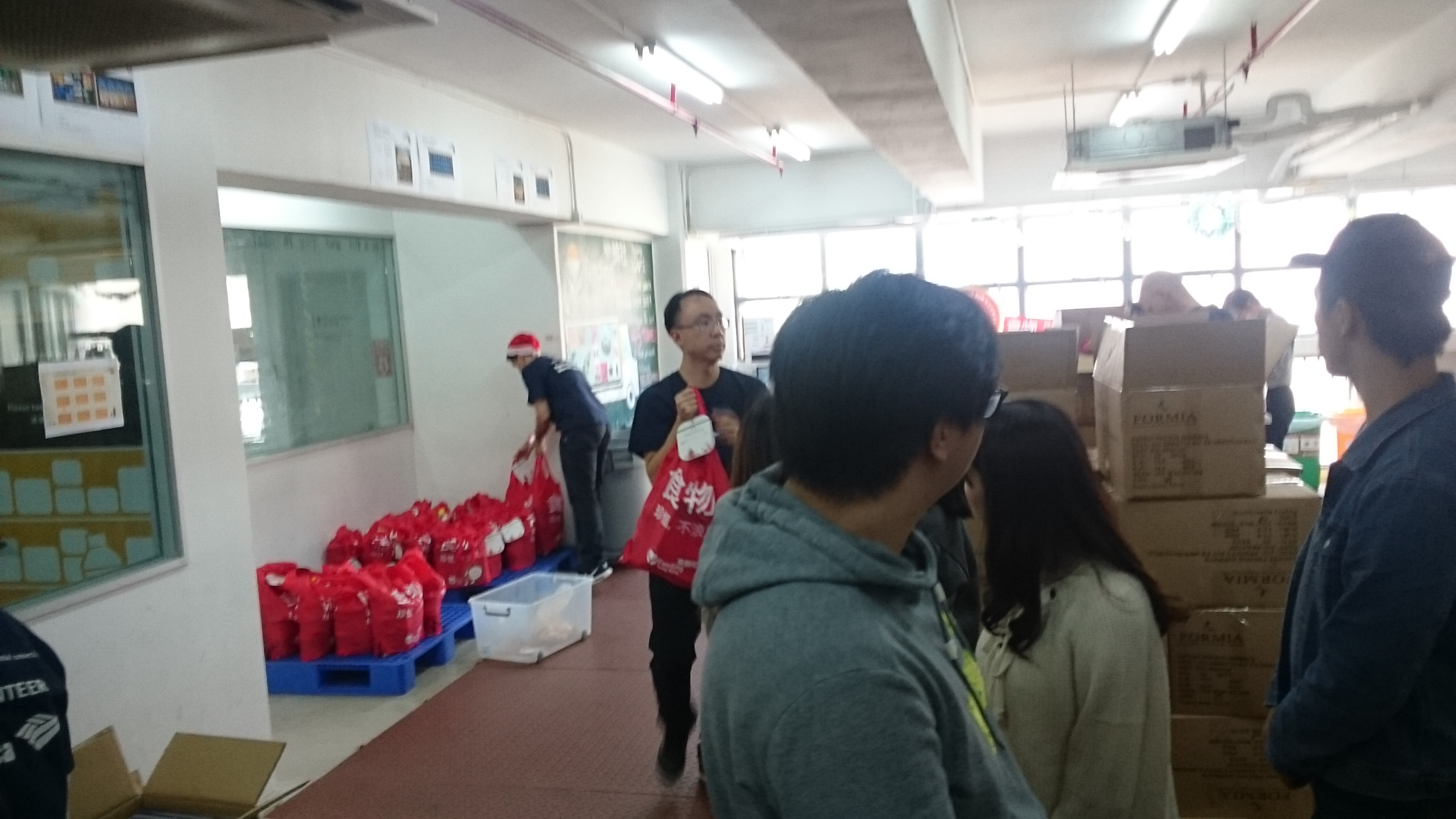 Food Drive and Visit to Feeding HK 2017  - Photo - 13