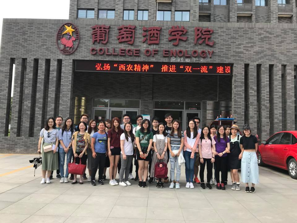 Food Science and Technology Study Tour in Xian, China 2018 - Photo - 5