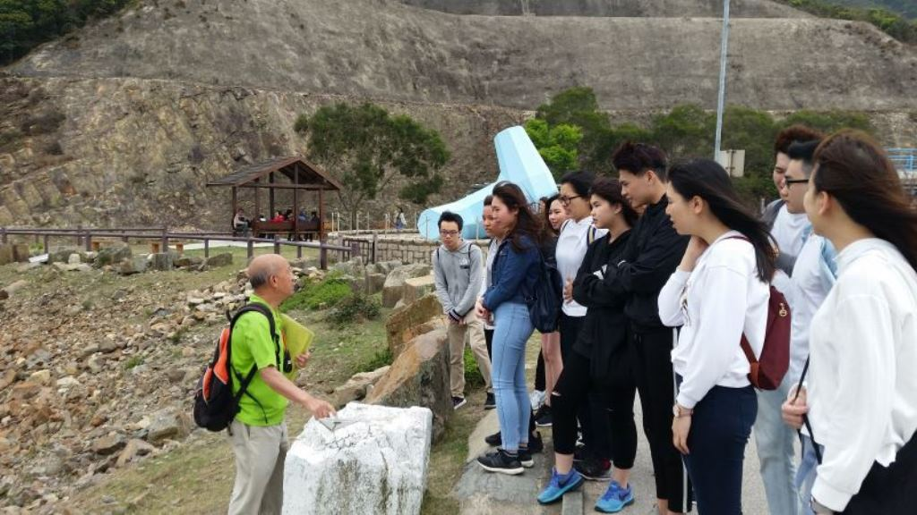 Field Trip to HK UNESCO Global Geopark - Photo - 11