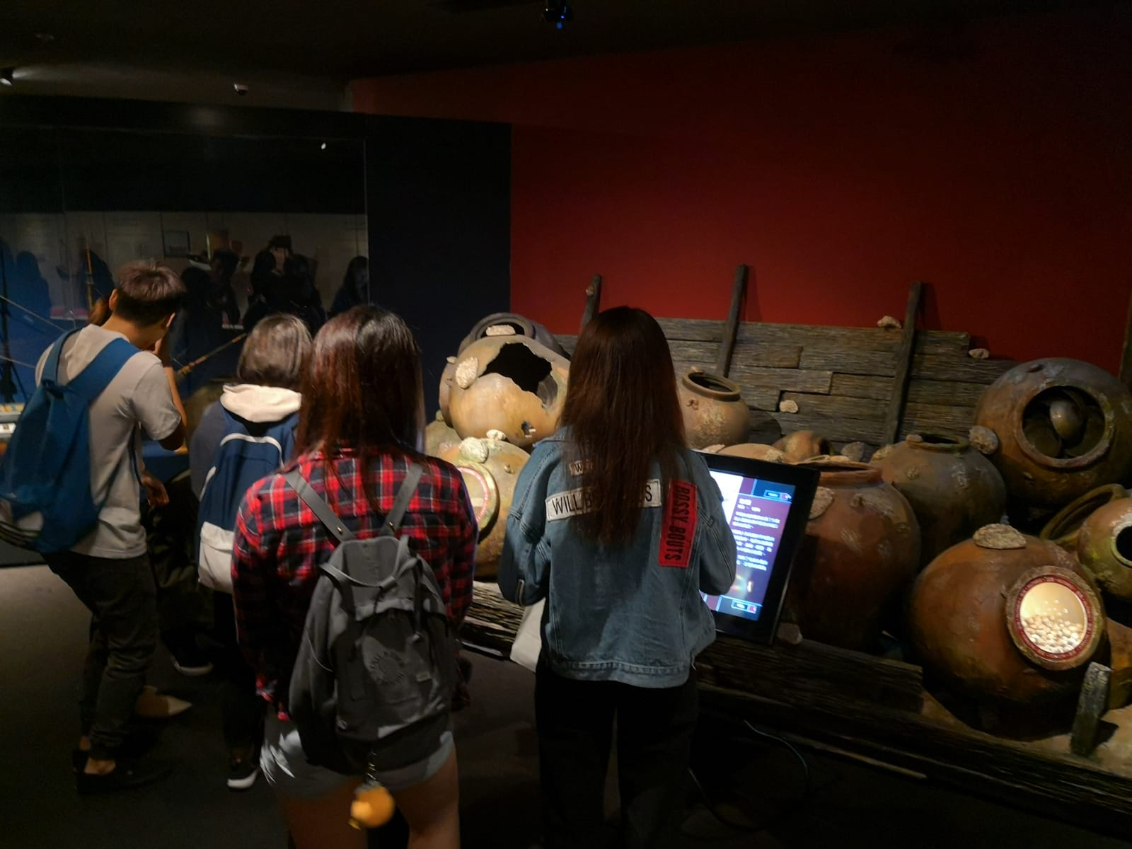 Visit to Hong Kong Maritime Museum - Photo - 3