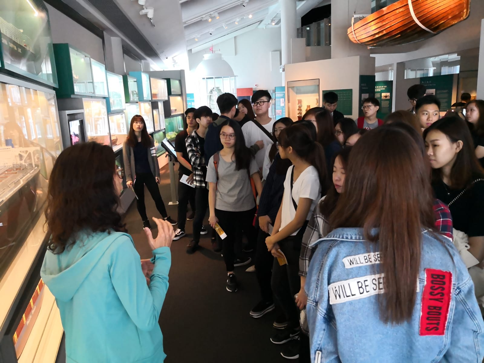 Visit to Hong Kong Maritime Museum - Photo - 11