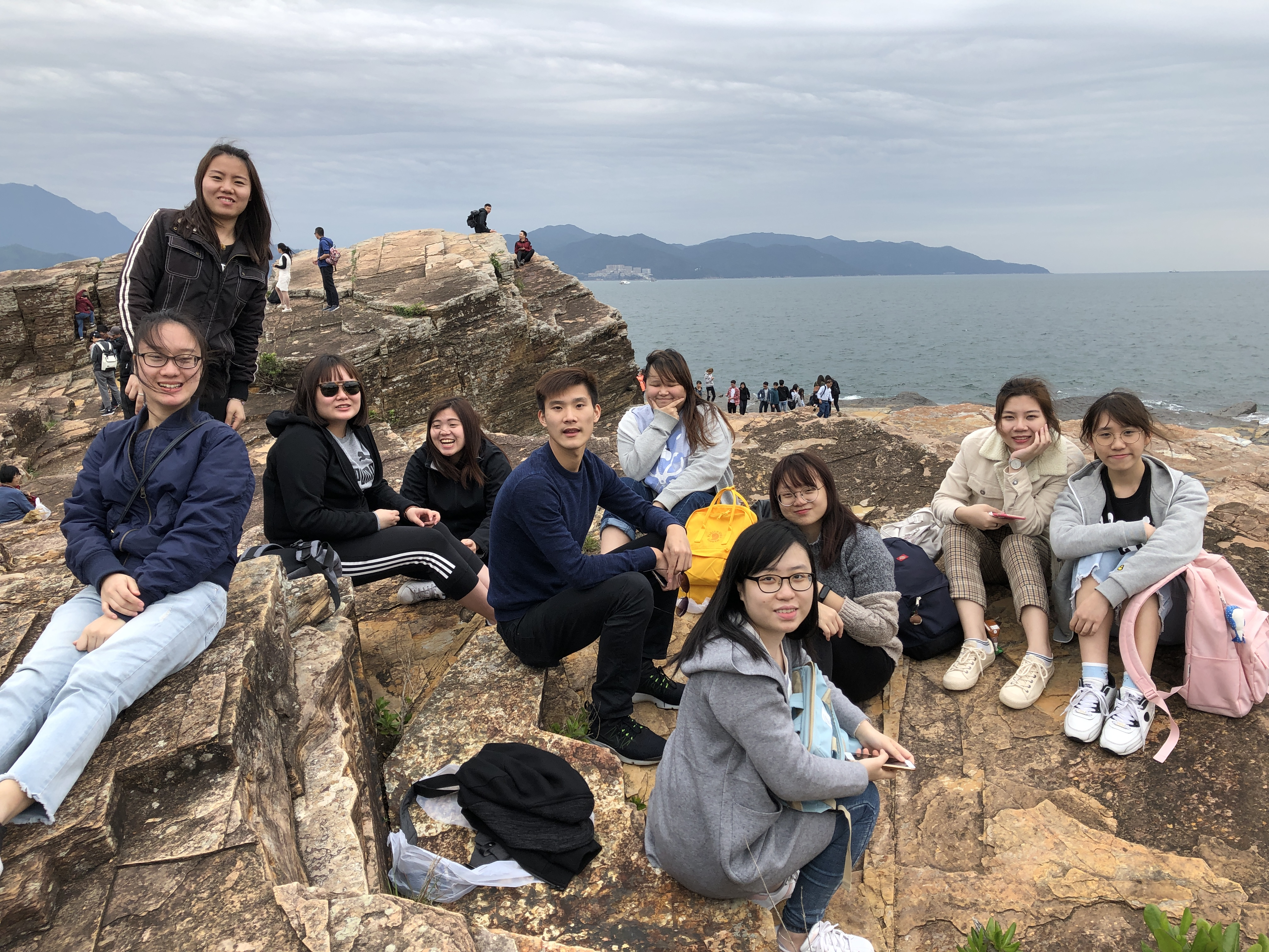 Field Study: Hong Kong UNESCO Global Geopark - Tung Ping Chau - Photo - 11
