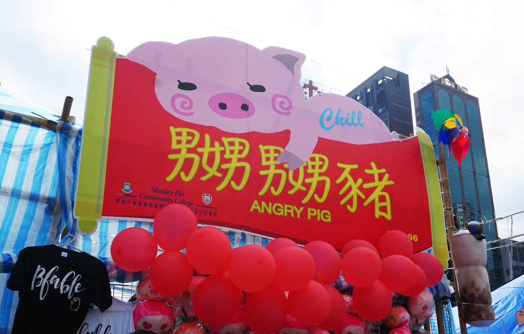 Young Entrepreneur 2019 - Angry Pig - Photo - 1