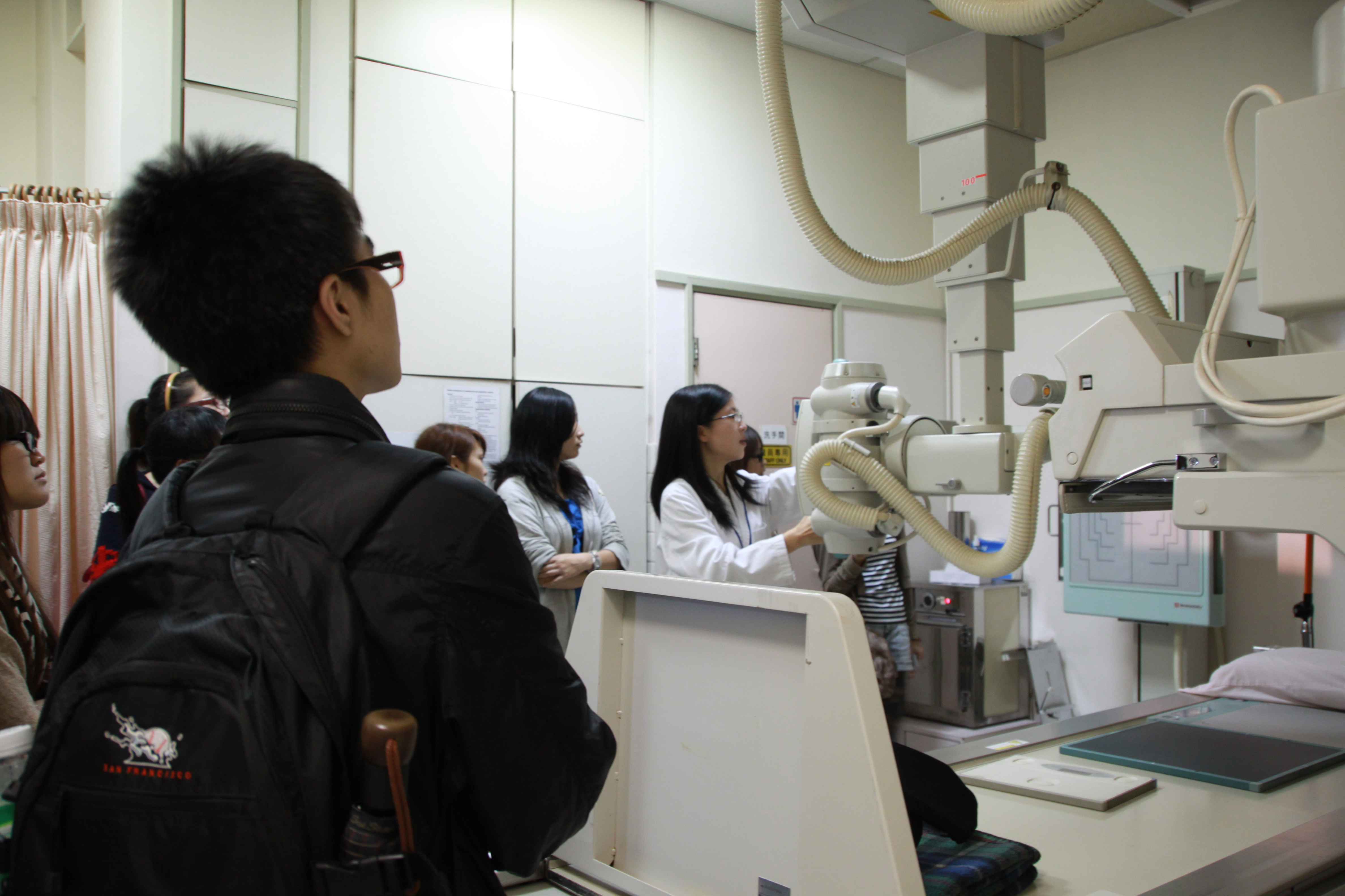 Visit to the Precious Blood Hospital (HD in Medical and Health Products Management programme) - Photo - 21