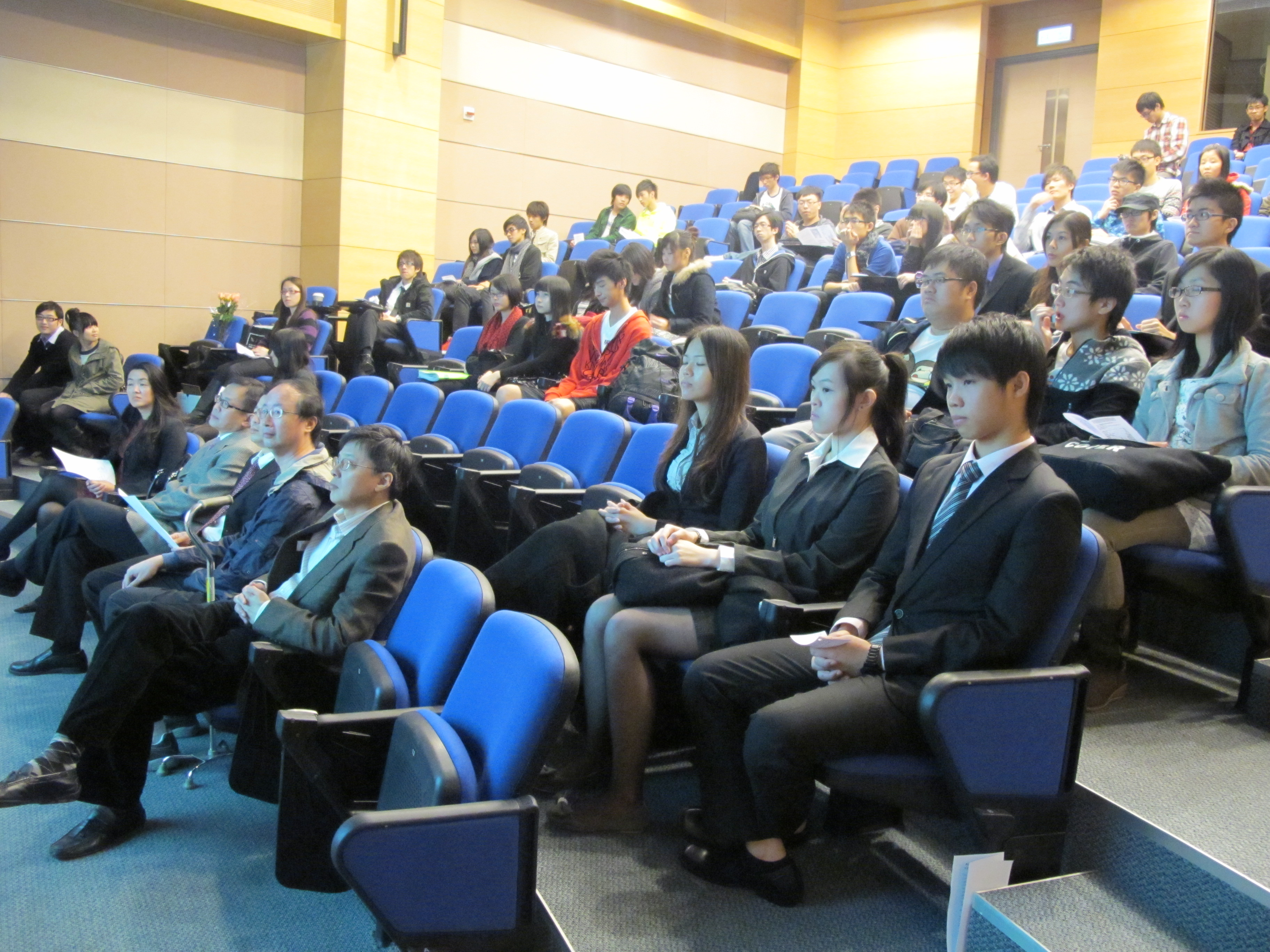 ACCA Hong Kong Business Competition 2010 - Photo - 7