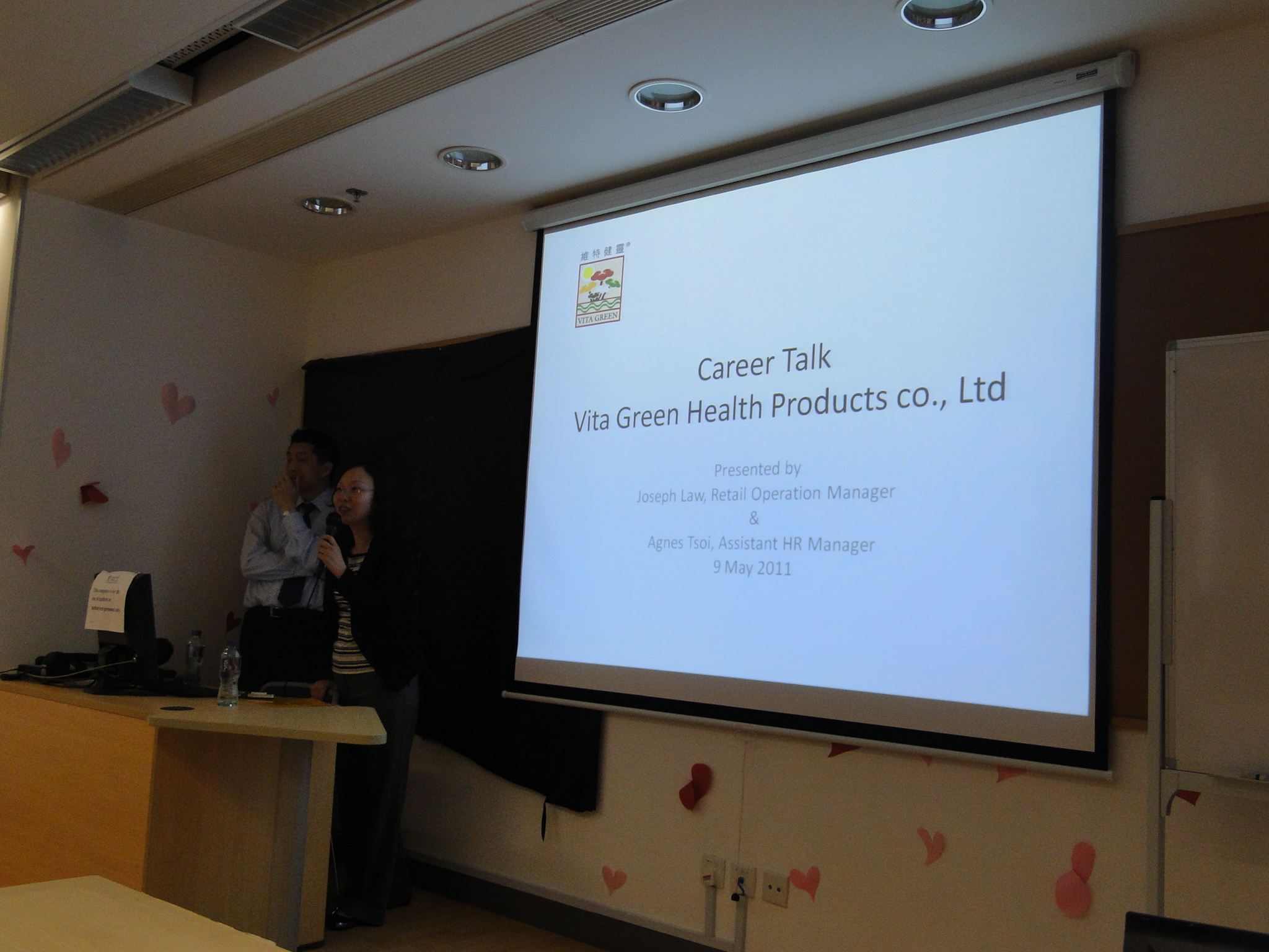 Recruitment Talk -- Vita Green Health Products Co. Ltd. - Photo - 5