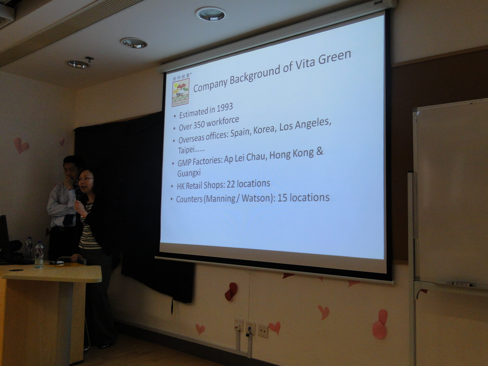 Recruitment Talk -- Vita Green Health Products Co. Ltd. - Photo - 7